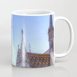 Mathias Church Budapest Coffee Mug