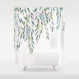 Eucalyptus - Gully gum Shower Curtain
