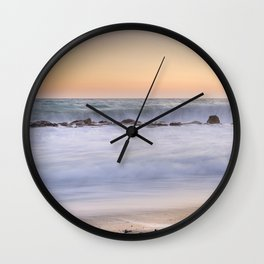 """The big wave..."" Wall Clock"