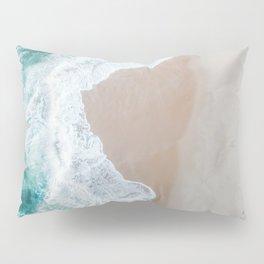 Ocean Mint Pillow Sham