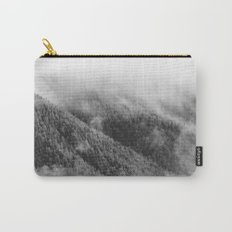 Austrian mountain view Carry-All Pouch