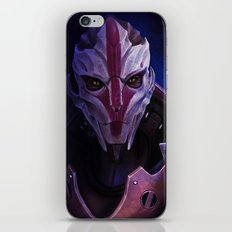 Mass Effect: Nyreen Kandros iPhone & iPod Skin