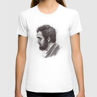 kubrick T-shirts featuring Stanley Kubrick by Laurent Samani
