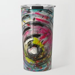 Art can't lie Travel Mug