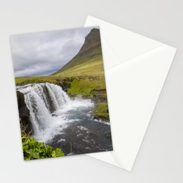 Kirkjufellsfoss Stationery Cards