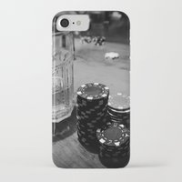 poker iPhone & iPod Cases featuring Poker Time by Eduard Leasa Photography