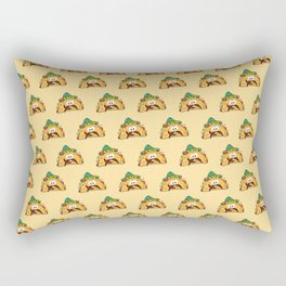 LET'S TACO 'BOUT IT Rectangular Pillow