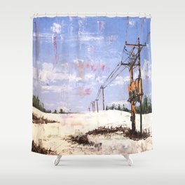 March First Shower Curtain