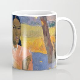 Affordable Art $300,000,000 When Will You Marry by Paul Gauguin Coffee Mug