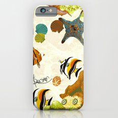 The Great Barrier Reef iPhone 6s Slim Case