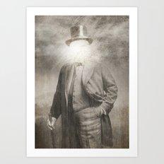 Mr. Sunshine  Art Print