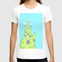 larry T-shirts featuring Hairy Larry by Motherlyn