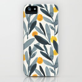 Sun dried tomatoes iPhone Case