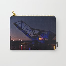 Bridge in Blue Carry-All Pouch
