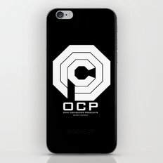 RoboCop- OCP iPhone & iPod Skin