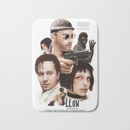 Leon: The Professional Bath Mat