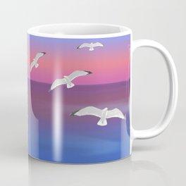 Where the ocean meets the sky Coffee Mug
