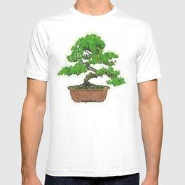 Japanese Bonsai Tree T-shirt