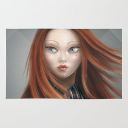 Ignatia (elementals) Rug