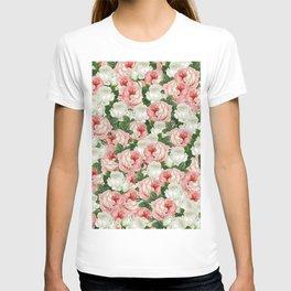 Juliet -  Romantic Roses T-shirt