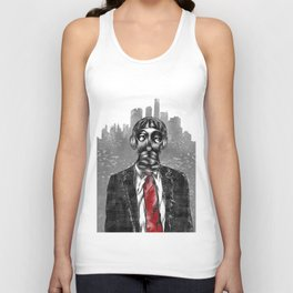 the executive  Unisex Tank Top