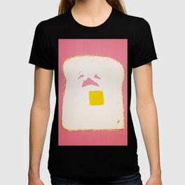 Sad Toast  T-shirt