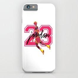 23 Jordan iPhone Case
