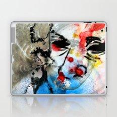 The Face Of The Saint Laptop & iPad Skin