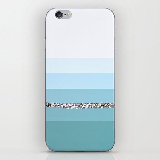 Party Stripes II iPhone & iPod Skin