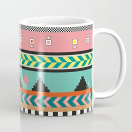 Palm and Laser Coffee Mug