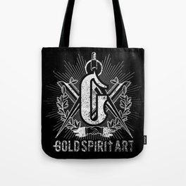 Gold Spirit Art Tote Bag