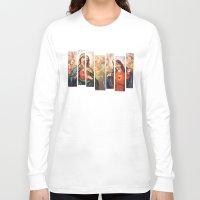 faith Long Sleeve T-shirts featuring Faith by Ibbanez