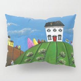 Hilly Hardwork Pillow Sham