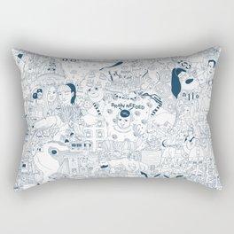 The Infinite Drawing Rectangular Pillow