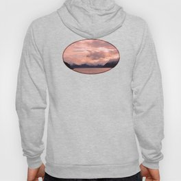 Rose Quartz Over Hope Valley Hoody