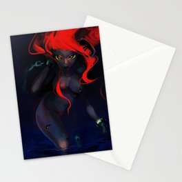 Lover, Don't Hover Stationery Cards