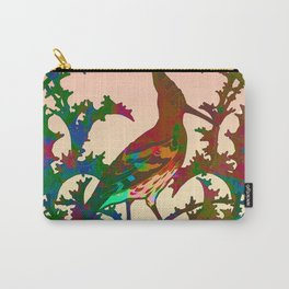 Color hoopoe Carry-All Pouch