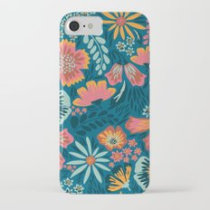 floral  iPhone 7 Slim Case