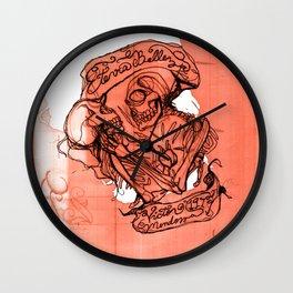 Eterna Belleza Wall Clock