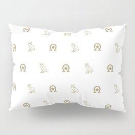 HAW - White Pillow Sham