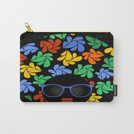 Afro Diva : Colorful Carry-All Pouch