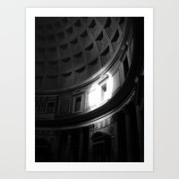 clockwork Art Prints featuring CLOCKWORK by dh | mk photo