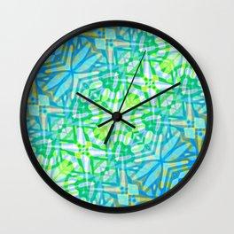 Ethnic Tribal Pattern G325 Wall Clock
