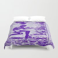 ali gulec Duvet Covers featuring Ali  by beoriginal