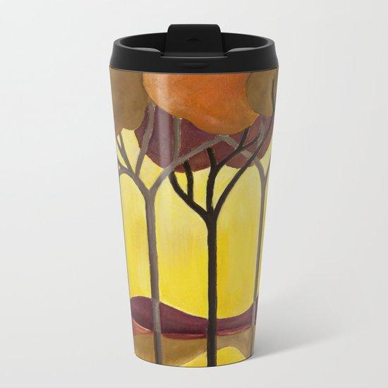DoroT No. 0001 Metal Travel Mug