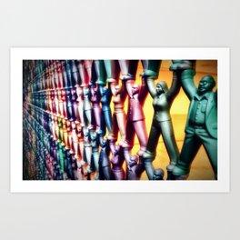 United nations Art Print