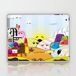 SF Sweet World  Laptop & iPad Skin