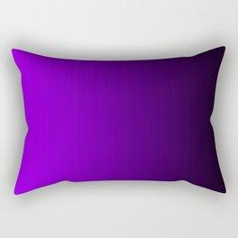 Purple To Black Gradients Rectangular Pillow