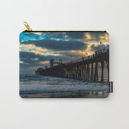 South Side Oceanside Pier ~10-2015 Carry-All Pouch