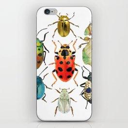 Beetle Compilation iPhone Skin